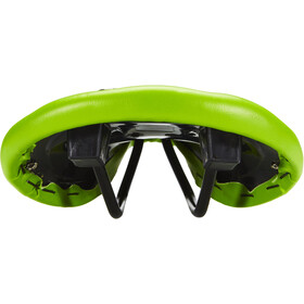 Ventura Bike+Outdoor Saddle con remaches, green